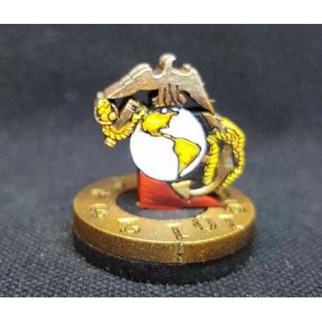 Décors vendus non montés et non peints, figurines non comprises
