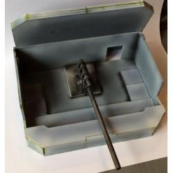 Bunker obusier