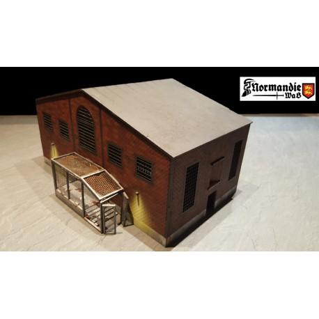 Prison - Bâtiment 1- Bloc A