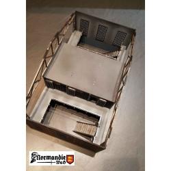 Prison - Bâtiment 1- Bloc B