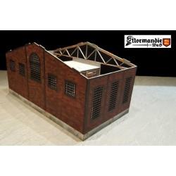 Prison - Bâtiment 1- Bloc C