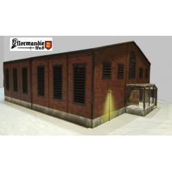 Prison - Bâtiment 1 - Moyen