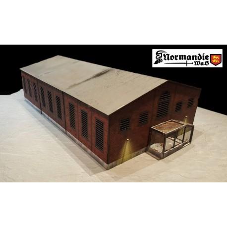Prison - Bâtiment 1 - grand