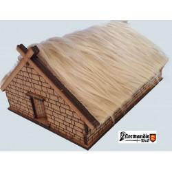 Maison médiévale nordique