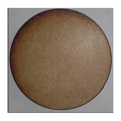 Socles diametre 75mm (Lot de 2)
