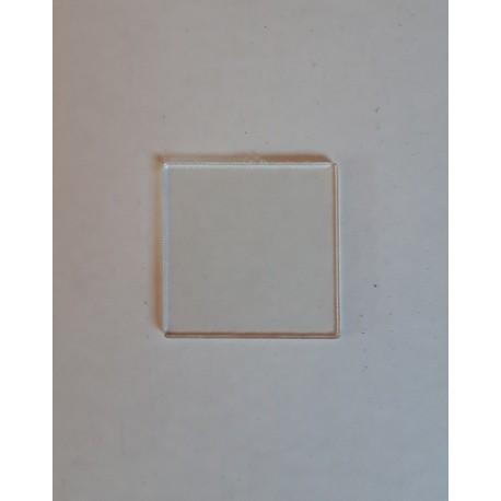 Socle Acrylique Carré 35x35