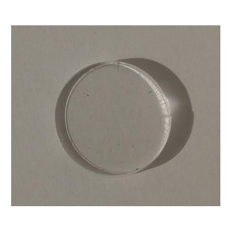 Socles acrylique diametre 27mm (Lot de 10)