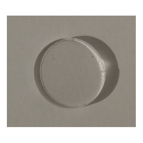 Socles acrylique diametre 32mm (Lot de 10)
