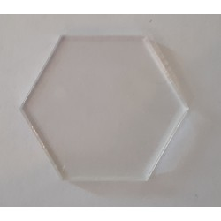 Socle hexagonal